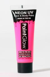 Face en bodypaint roze
