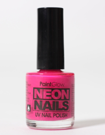 Nagellak neon paars