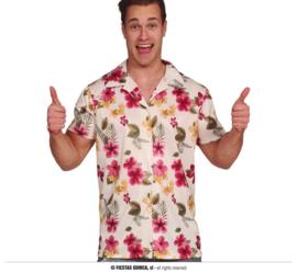 Hawaii blouse Flowers