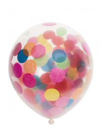 Latex ballon confetti