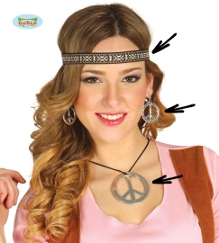 Hippie set peace
