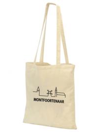 Canvas tas Montfoortenaar