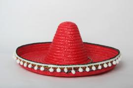 Sombrero, Mexicaanse hoed groot