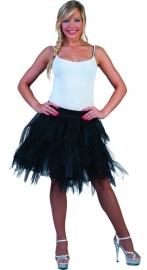 Petticoat zwart compleet