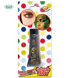 Glitter make up- multicolor