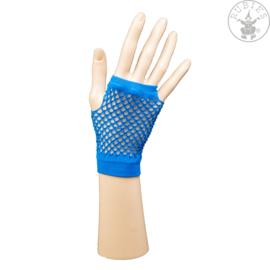 Handschoenen kort, blauw