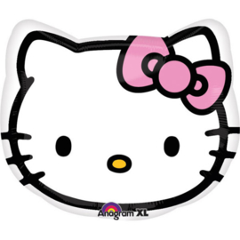 Folieballon Hello Kitty