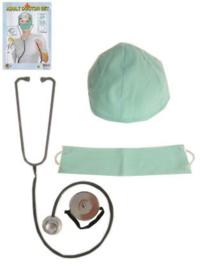 Dokter verkleedset