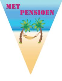 Pensioen vlaggenlijn