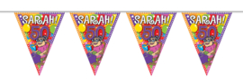 Verjaardagslinger Sarah