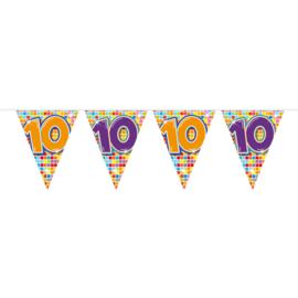 Verjaardagsslinger 10 jaar
