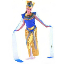 Cleopatra kinder jurk