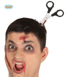 Schaar in je hoofd, diadeem