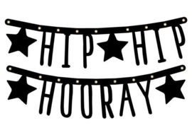 Letterslinger Hip Hip Hooray