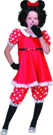 Minnie mouse meisje