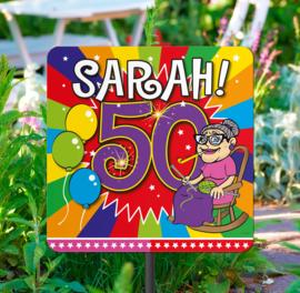 Tuinbord Sarah