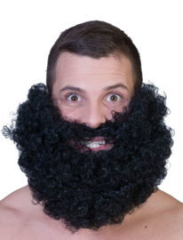 Zwarte baard