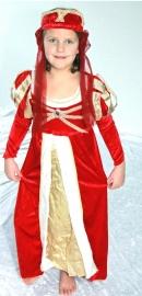 Prinses rood-goud