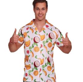 Hawaii blouse zomers fruit