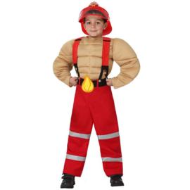 Brandweerman Gespierd