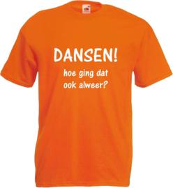 Shirt Dansen!