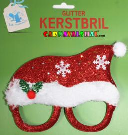 Bril Kerstmuts