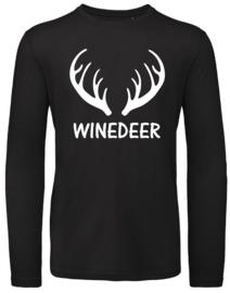 Shirt Winedeer Longsleeve