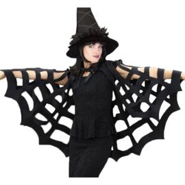 Spinnenweb cape