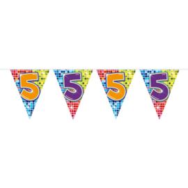 Verjaardagsslinger 5