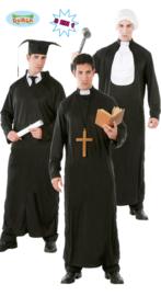 Rechter, student, priester
