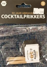 Abraham cocktailprikkers