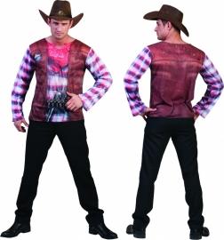 Cowboy 3d t-shirt
