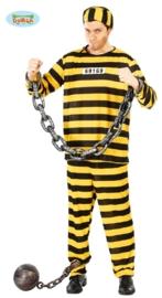 Boef, gedetineerde