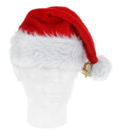 Kerstmuts met bel