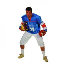 Football/ rugby speler