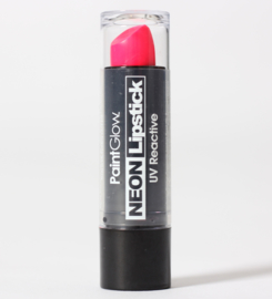 Lippenstift neon rood