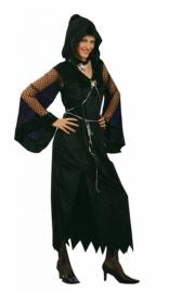 Halloween jurk gothic