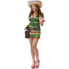 Mexicaans shotjes vrouw