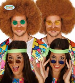 Hippie bril klein