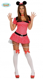 Minnie mouse vrouw