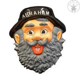Abraham schild 50 jaar