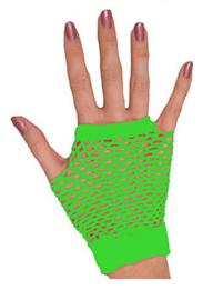 Handschoenen kort, groen