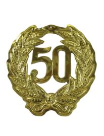 Schild 50 jaar getrouwd