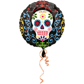 Folieballon Day of Death