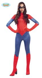 Superhero vrouw
