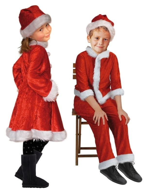Kinder Kerst kleding