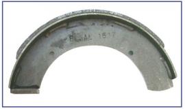 Remschoen RINNER 300mm x 60mm primaire schoen