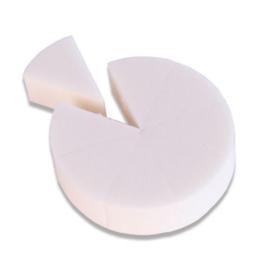 Grimeerspons latex rond(8 puntjes)