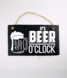 Leisteen - Beer o'clock