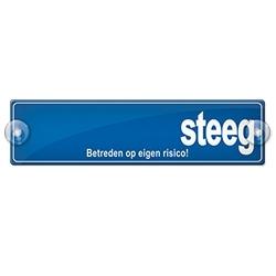 (straat)naambord - steeg